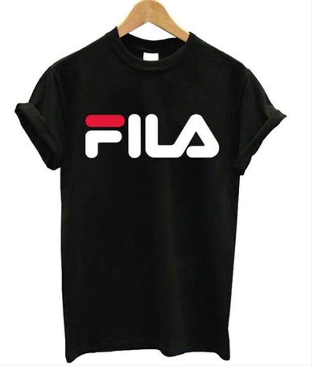 a3ca06c8ddb Fila T-shirt in 2019