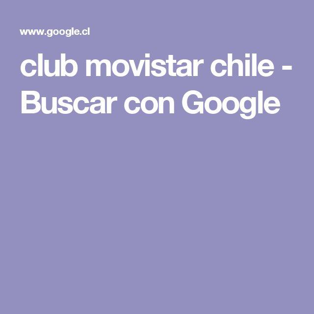 club movistar chile - Buscar con Google