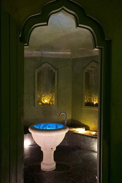 Hammam de La Rose in Marrakech - One of our favorites!