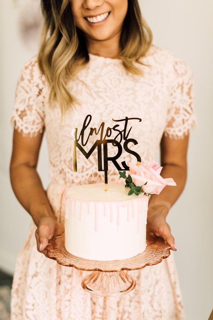 Wedding Cake Topper We Do Decor We Do Cake Topper Bridal Shower Party Gold Wedding Decor Wedding Party Decor