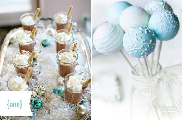Winter Wonderland Wedding | ... wintry drinks here are five winter wonderland wedding ideas from blu
