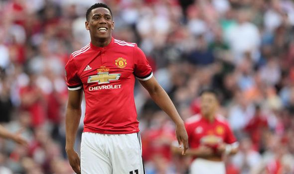 Manchester United F C News Man Utd Transfer News Has Anthony Martial Confirm