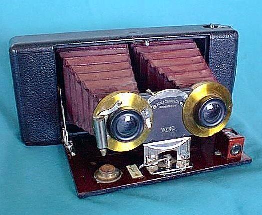 Stereo camera