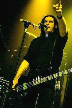 Peter Steele...RIP... (The thought of him being a priest always caused me to grin.)