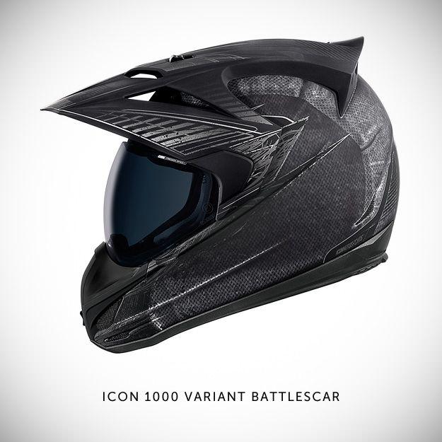 Icon 1000 motorcycle helmet  Plz show to Sam@basementkitty