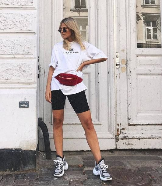 Bike Shorts Outfit Tips   – Style/clothes