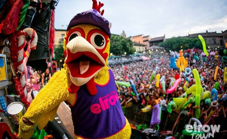 Elrow Pollo