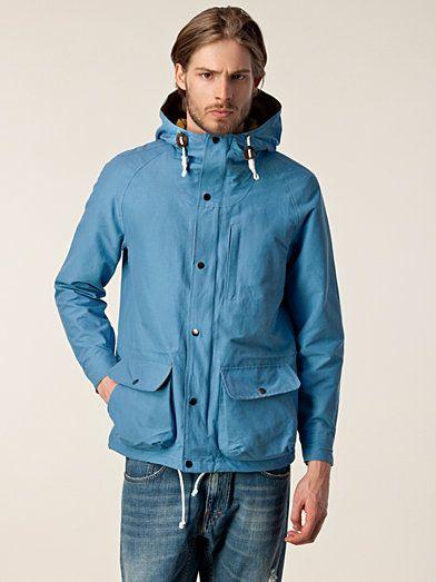 Brighton Jacket - Selected Homme - Blå - Jackor - Kläder - Man - NlyMan.com