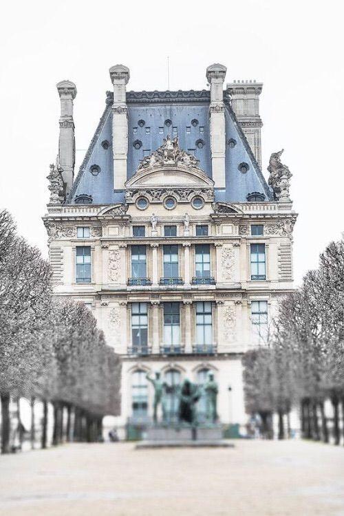 Tuileries Garden, Paris.