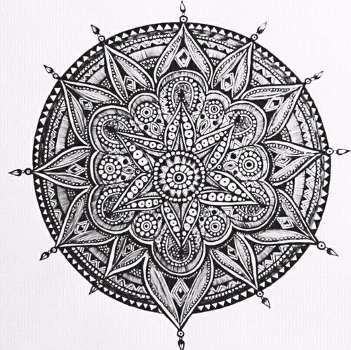 so cool mandala zentangle pinterest mandalas. Black Bedroom Furniture Sets. Home Design Ideas