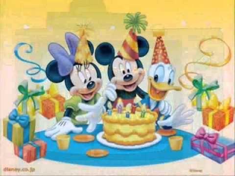 ¿Hoy es tu Cumpleaños...? ¿Sì...? ¡¡Felicidades...!! - YouTube