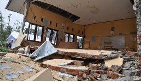 Sekolah yang Ambruk Akibat Gempa ini, Siap Dibangun...!