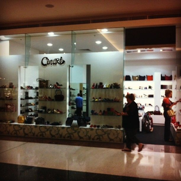 Cinori store at Chermside, Queensland #shoes #bags