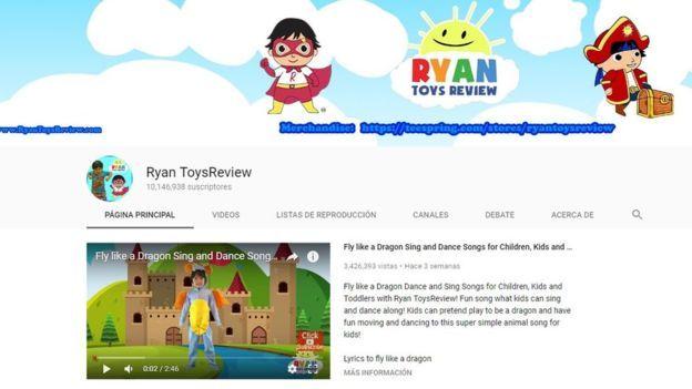 Youtubede en çok kazanan 6 yaşındaki çocuk   İnternet