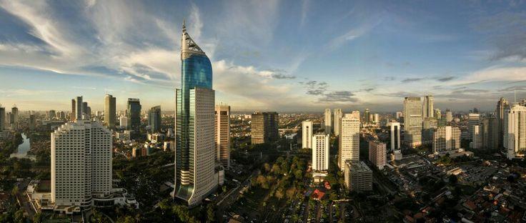 Jakarta capital city of indonesia