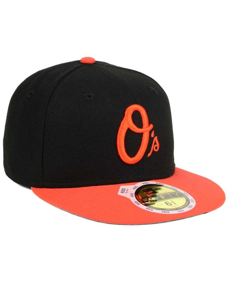 new product 096c6 c2e31 Kids  Baltimore Orioles Authentic Collection 59FIFTY Cap   Products
