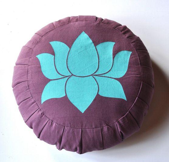Yoga Lotus Zafu Cushion