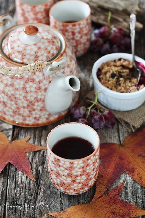 Autumn Tea Party