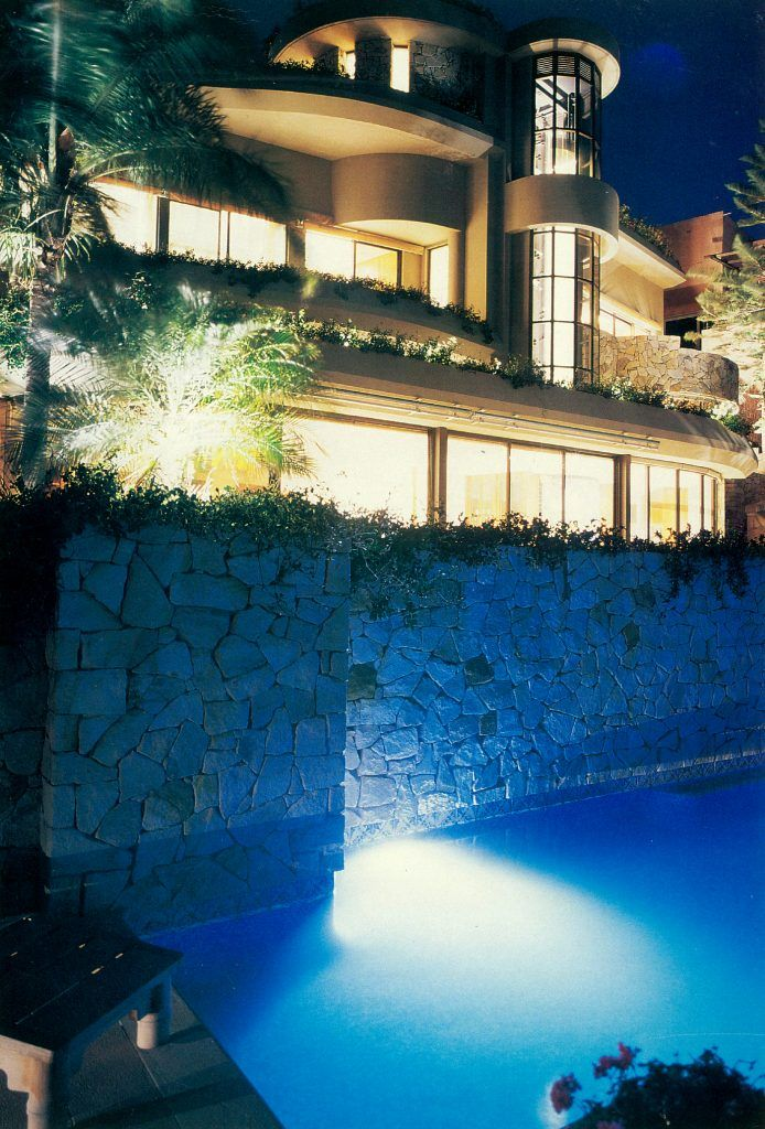Point Piper Residence