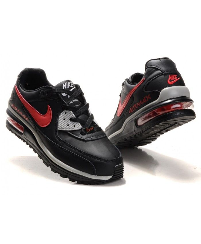 2524cae5a8 Nike Air Max Ltd Black Gray Red Sale | nike air max 97 black | Nike ...
