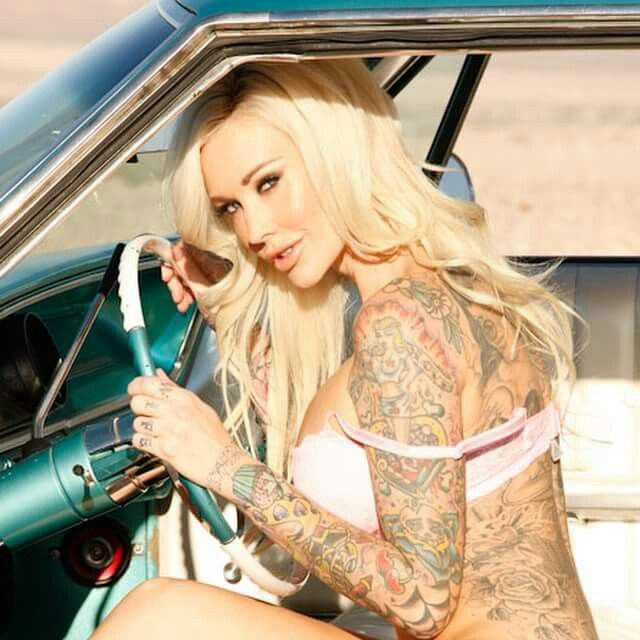 Inked Beauties