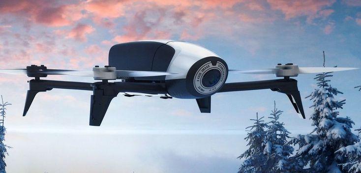 Parrot presenterar BeBop Drone 2. Med dubbelt så lång flygtid   Feber / Pryl