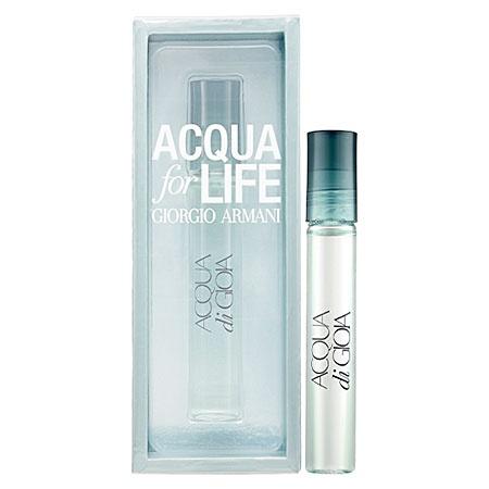 Armani Acqua di Gioia rollerball / Acqua for Life / http://acquaforlife.org/ #sephora (from sephora.com)