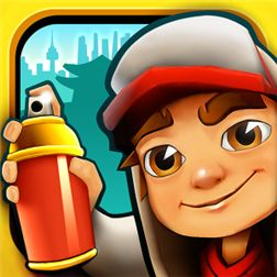 Download Subway Surfer Rome XAP Windows Phone