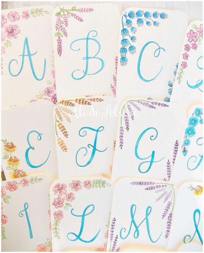 Ali di polvere: Un alfabeto per dire.......