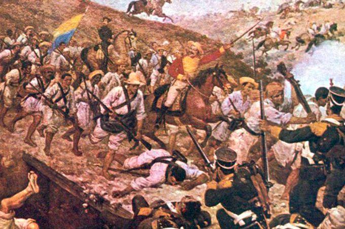 Presidente Maduró rememoró aniversario de Batalla de Boyacá