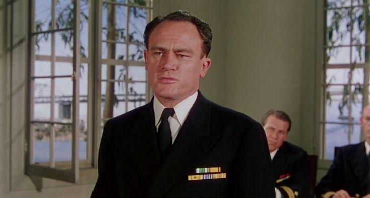The Caine Mutiny (1954)  E.G. Marshall, Edward Dmytryk