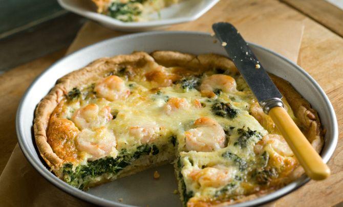 Seafood Quiche Recipe - Relish