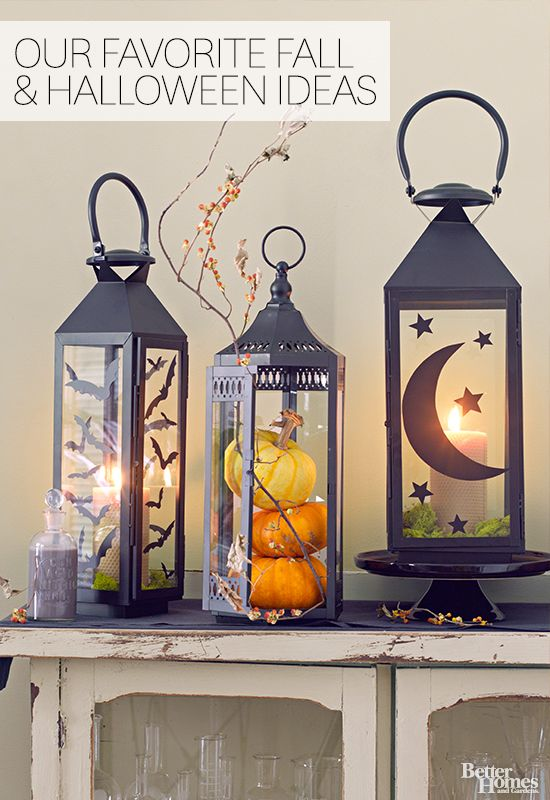 click through for our favorite spooky halloween decorations found here httpwww - How To Make Halloween Lanterns