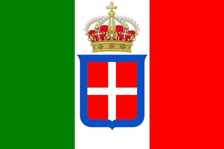 Bandiera del Regno d'Italia