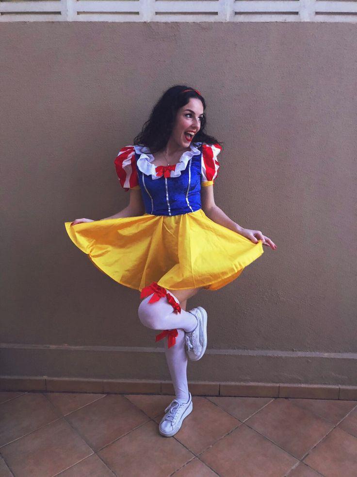 #carnavales#blancanieves#disfraz