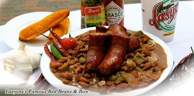 Lasyone S Restaurant Natchitoches Louisiana
