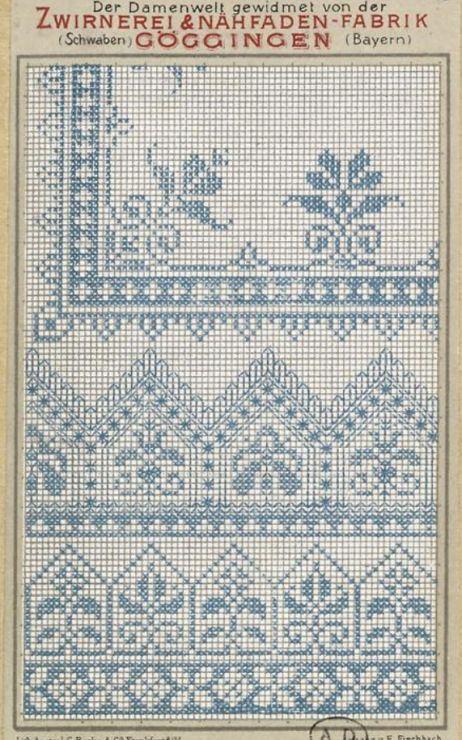Gallery.ru / Фото #85 - старинные ковры и схемы для вышивки - SvetlanN