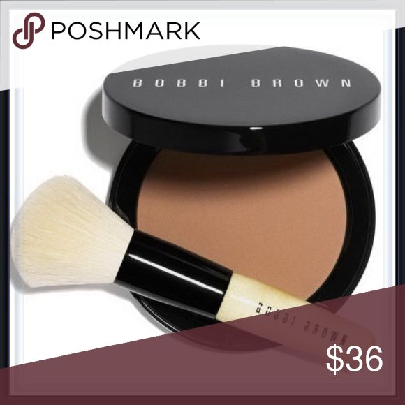 BUNDLE of Bobbi Brown Bronzer and Mini Face Brush ➖NEW : Comes in a nylon Bobbi Brown cosmetic bag  ➖BRAND: Bobbi Brown  ➖STYLE: Illuminating Bronzer in Aruba (0.14oz) ➖Mini Face Blender Brush ❗️EACH ALSO SOLD SEPARATELY   ❗️Open to trades Sephora Makeup