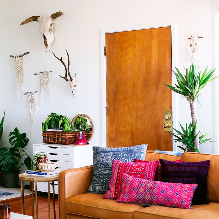 An Inspired, Bohemian Home In The California Desert
