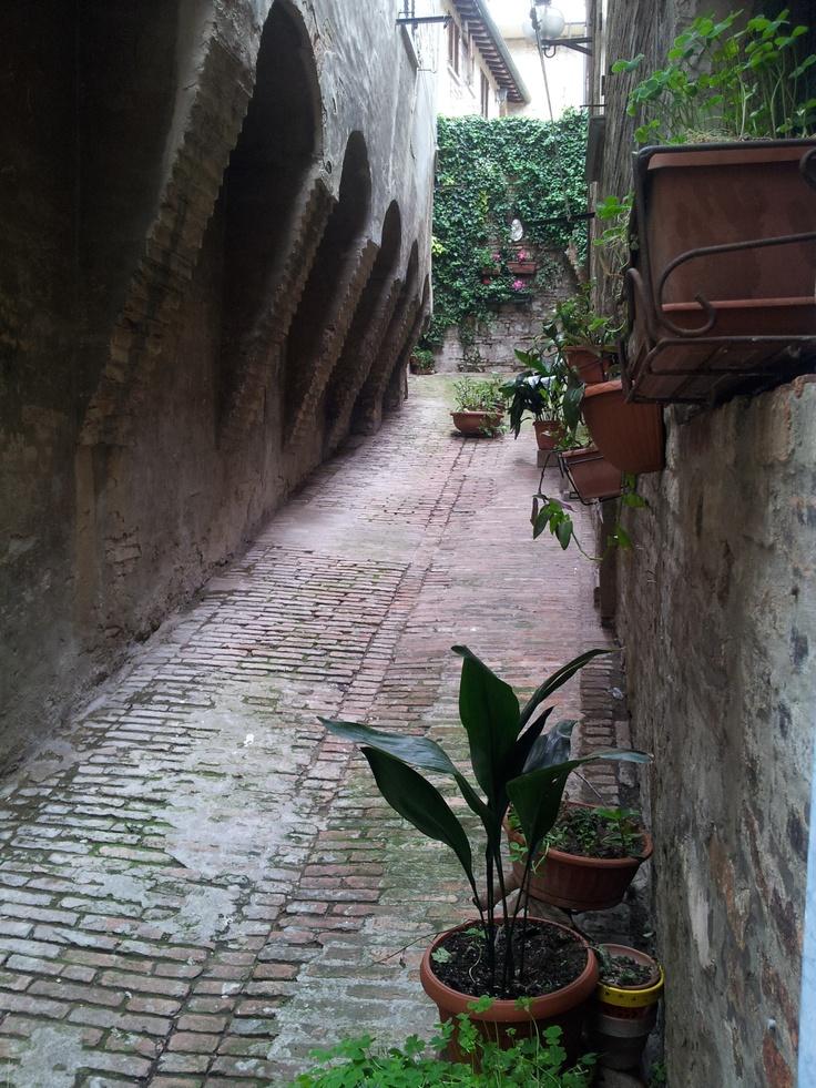 Urbino medievale