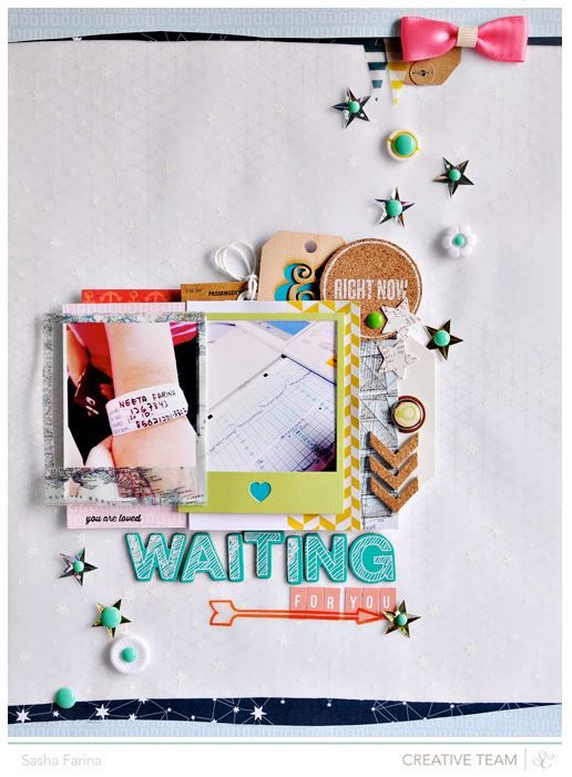 We love the way Today's Deal of Studio Calico frames were used in this layout!  Grab yours today for $19.00 off the retail price at www.peachycheap.com!