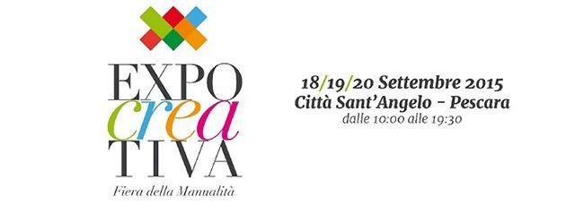 """""""ExpoCreativa"""", la grande fiera dell'Adriatico dedicata alla manualità, all'hobbistica e alla creatività rivolta a tutti. #madeinitaly #artigianato"""