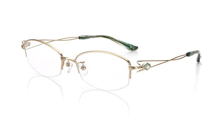 【Ornament Metal】オーナメントメタル LMN-15A-254 21 商品詳細 | JINS - 眼鏡(メガネ・めがね)