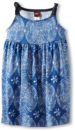 Pusat Baju Bayi Murah - Tea Collection Bayi-Bayi perempuan Pasir Lingkaran Putar Strap Gaun   Pusat Baju Bayi Terbesar dan Terlengkap Se indonesia