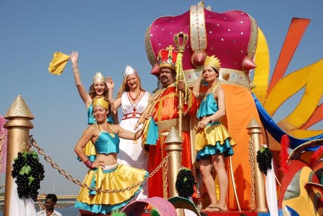 #India, Goa Carnival, #Goa,