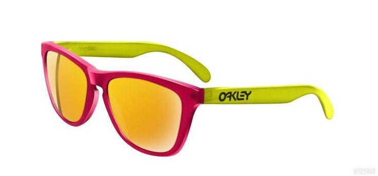 Солнцезащитные очки Oakley Frogskins Collectors Editions