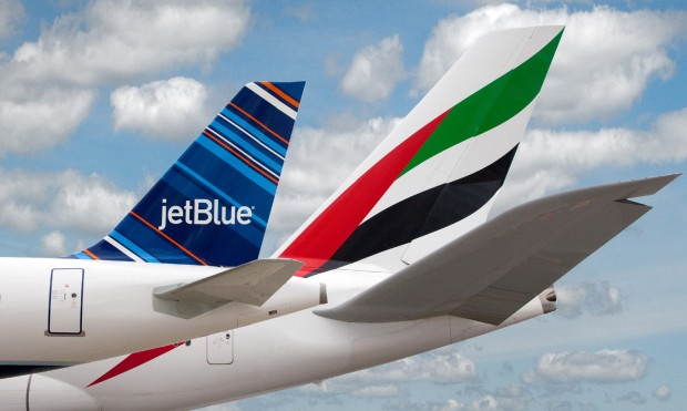 JetBlue and Emirates to Expand Partnership Agreement with Bilateral Codeshare