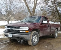 1999 Chevrolet Silverado Z71 by Rafe19 http://www.truckbuilds.net/1999-chevrolet-silverado-z71-build-by-rafe19
