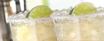 TGI Fridays Skinny Margarita    calories: 120    Hornitos Reposado Tequila, house-made skinny agave sour, fresh-squeezed lime #cocktail #mixology #recipe