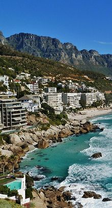 Clifton - Cape Town - South Africa - the most beautiful place in the whole world  http://www.travelandtransitions.com/destinations/destination-advice/africa/cape-town-travel-things-todo/